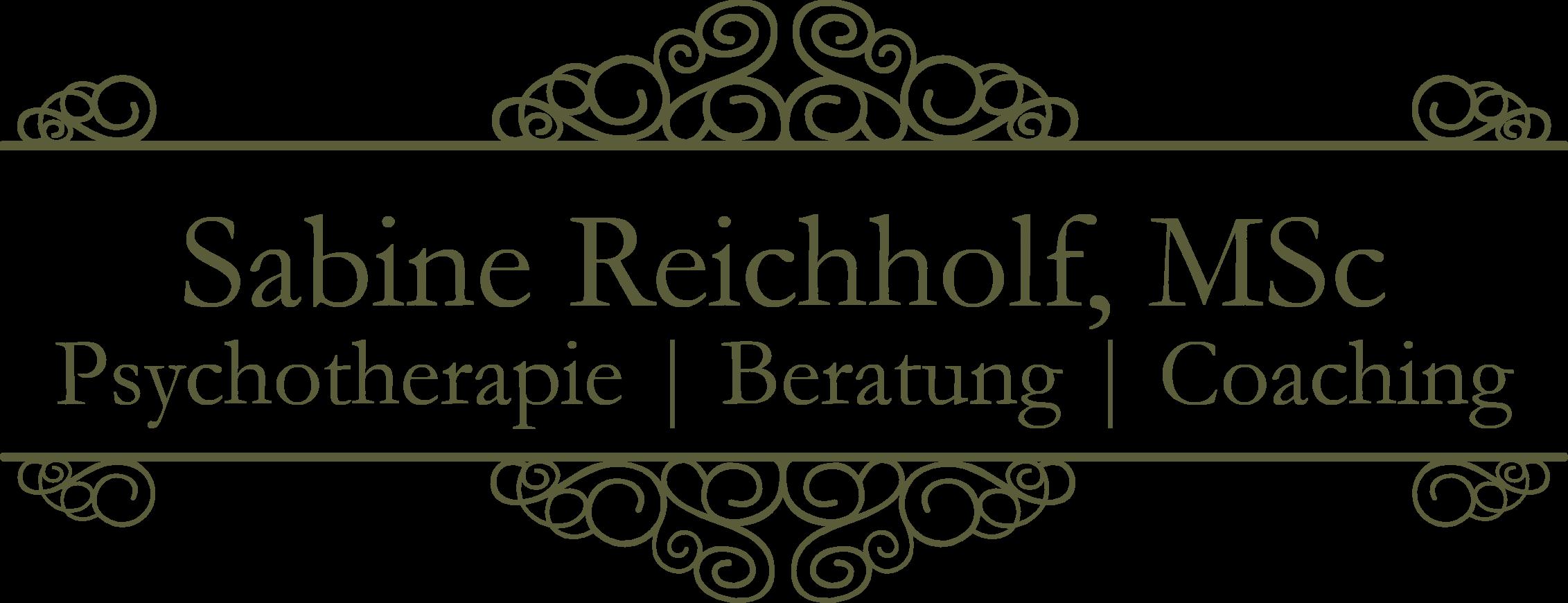 Logo sabine-reichholf.at